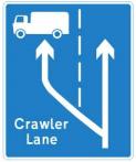 crawler lane